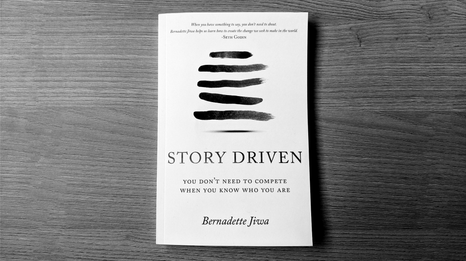 Book Club: 'Story Driven' – Bernadette Jiwa